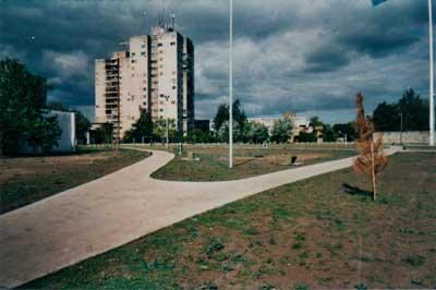 Plaza Barrio Policial