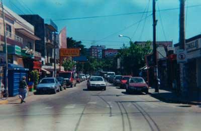 Calle Ayacucho - Centor Comercial