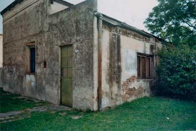 Una de las casas más antiguas de la ciudad